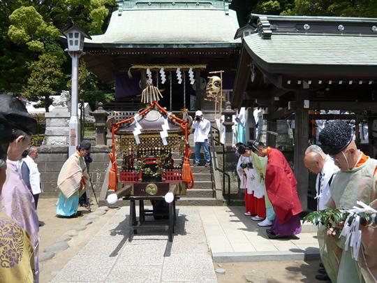 瀬戸神社例大祭 横浜市金沢区 横浜金沢観光協会