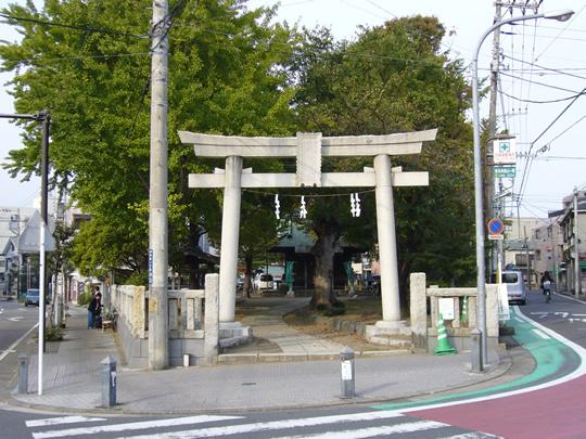 金沢八幡神社 image